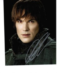 "Daniel Cudmore ""Felix"" (The Twilight Saga) #3"